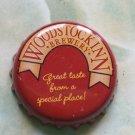 Woodstock Inn Brewing beer bottle cap - North Woodstock, NH.