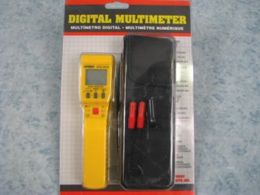 A.W. Sperry STK-3010 Handheld Digital Multimeter