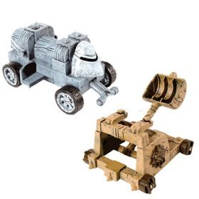 Battleground Attack Pack - Battering Ram and Triple Catapult