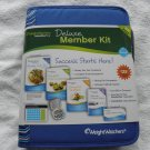 New Weight Watchers Deluxe Member Kit 2012