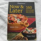 Weight Watchers ' Now & Later ' cookbook