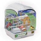 Prevue Hendryx Round Roof Bird Cage Kit PP-91102