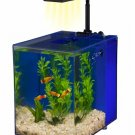 Penn Plax Prism Nano Aquarium Fish Tank Kit #WW120