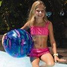 "Swimline 20"" Printed Beach Ball - Yellow   SKU: 9000YW"