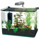 Radius 5 Gallon Glass Aquarium Kit ww111k