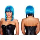 Belladonna Wig Blue Black  CNVXGN-PW-8036