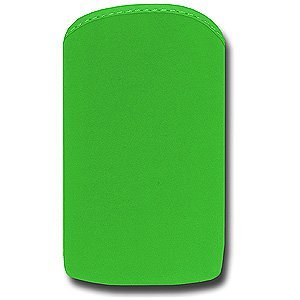 Amzer® Perfect Fashion Pouch Slide-In Soft Case - Forest Green 88939
