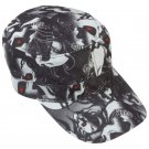 Casual Outfitters™ Red Eye Skull Design Cap GFCAP3RS