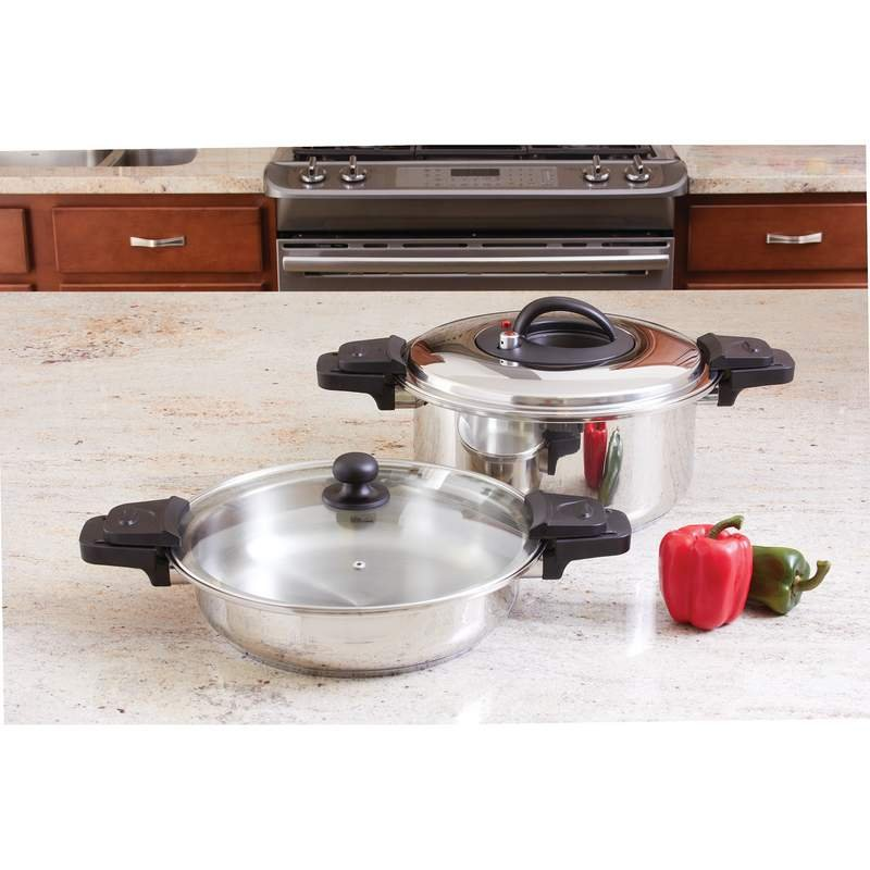 Precise Heat� 12-Element Low-Pressure, Pressure Cooker  KTPC942