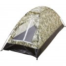 Maxam™ Digital Camo Extra-Long 1-Person Tent SPTENT1XLDC