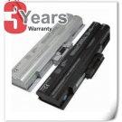Sony Vaio VPCS111FM/S VPCS115EC VPCS11M1E VPCS11M1E/W 6cel battery