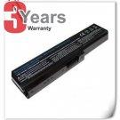 Toshiba Satellite C650-166 C650-17N C650-17Z C650-182  battery