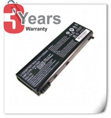 Packard Bell Argo C2 P/N PB85QO2401 Model ARC21 IN0058 4UR18650F-QC-PL3 battery