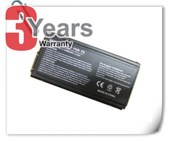 Asus F5VI X50SL X50V X50VL 70-A32-F5 battery