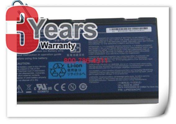 ACER EXTENSA 5620-6830 LIP 6232 ACPC TM00741 battery