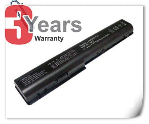 HP Pavilion dv7-1075la dv7-1080ed battery