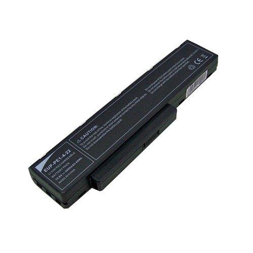 New 6Cell Battery For Packard Bell SQU-712 SQU-714 EUP-PE1-4-22 3UR18650-2-T0045