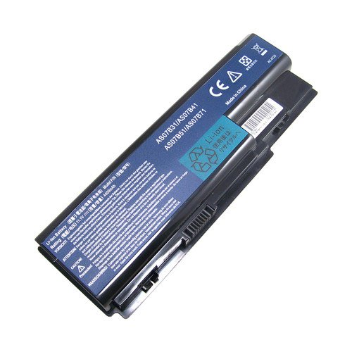 Acer Aspire 5920 5930 5935 6530 6930 5715 7230 7235 7330 7535 Battery AS07B41