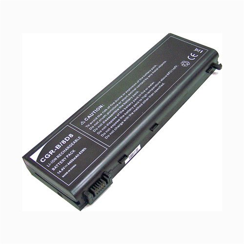 8Cell High Capacity Battery Fit Advent AL-096 PL5C Laptop CGR-B/8D8 CGR-B/458