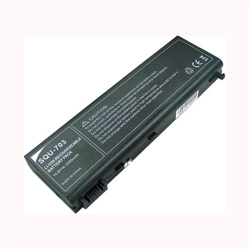 Packard Bell EasyNote MZ35 MZ36 F0335 F0336 Battery 4UR18650Y-QC-PL1 SQU-703