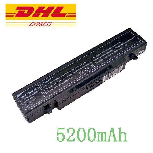 5200mAh SAMSUNG Q530 P480 P530 P560 E251 E272 E3415 E3420 E3520 Akku AA-PB9NC6B