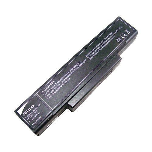 MSI GX400 GX600 GX610 GX620 GX675 GX677 MS1637 Battery