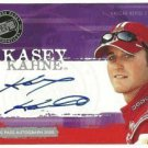 2005 Press Pass Autographs #29 Kasey Kahne