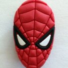 Spider-man Comic Book Hero Shoe Charm Party Favors