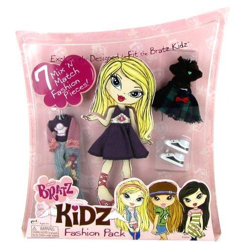 Bratz Kids Fashion Pack 7pc Set