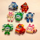 Robocar Poli Shoe Charms Party Favors