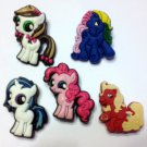 My Little Pony Shoe Charms Party Favors