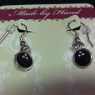 Bowling Ball Dangling [fish hook] Earrings