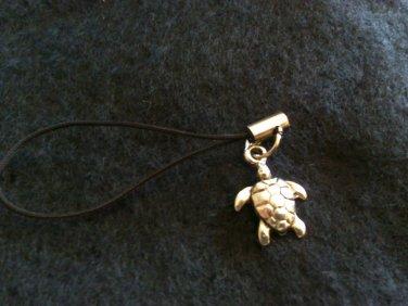 Turtle Zipper Pull Charm