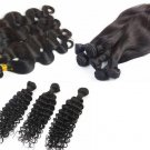 "18/20/22"" Peruvian Virgin human hair weft"