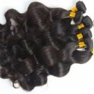 10 Inches VIRGIN  REMY  weave / weft human hair