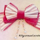 SALE Angelic pretty barrette pink