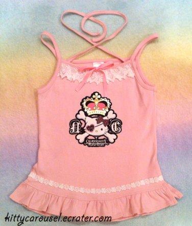 btssb x nana kitade charmmy kitty camisole pink