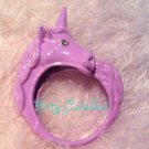chocomint unicorn ring lavender