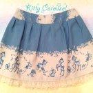 SALE Innocent world delft lotta skirt blue