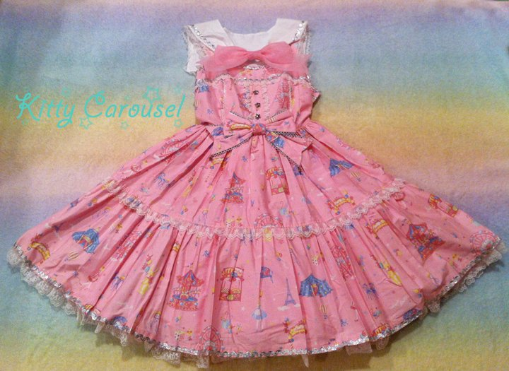 Angelic pretty magical etoile sailor jsk pink