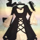 Innocent World the 1st Rozen Maiden Doll Suigintou Set