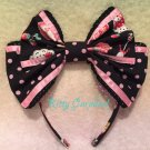 SALE Angelic pretty sweet jam headbow black