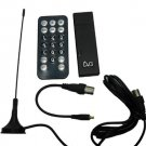 DVB-T USB Stick with Digital TV Tuner Remote Control