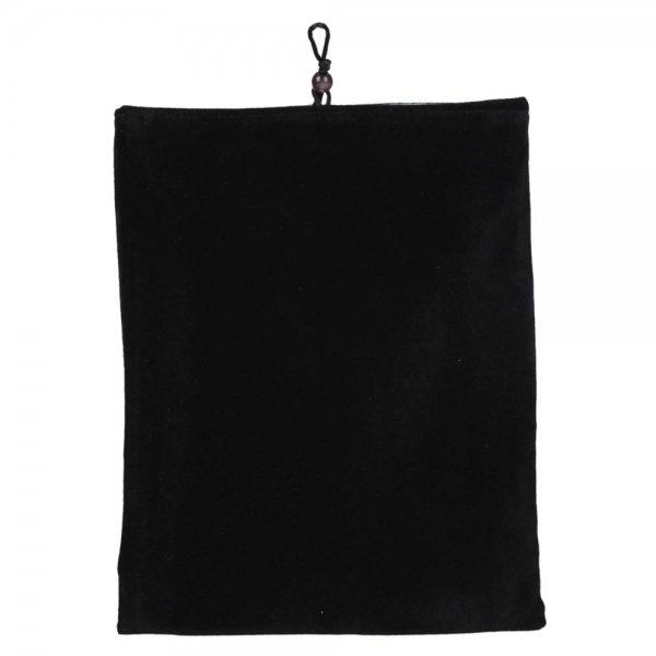 String Bead Design Velvet Soft Cloth Bag for iPad 1/2/3