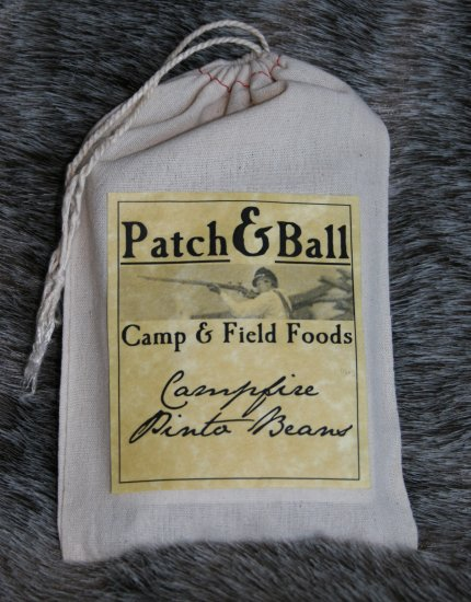 Campfire Pinto Beans - 1/4 lb Bag