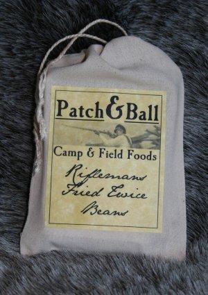 Rifleman's Twice Fried Beans - 1/4 lb Serving Bag