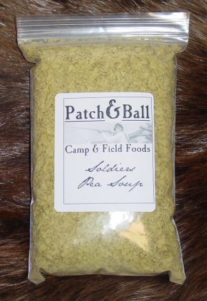 Soldiers Pea Soup 1 lb Bag