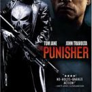 THE PUNISHER- JOHN TRAVOLTA (2003)   FAIR CONDITION