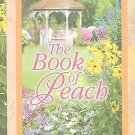 THE BOOK OF PEACH IN HARD COVER BY PENELOPE J STOKES - FREE SHIPPING IN THE USA