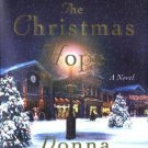 THE CHRISTMAS HOPE BY DONNA VANLIERE IN HARD BOUND WITH FREE SHIPPING